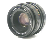Auto revuenon 1,9/50 mm objectif pentax pk Bajonet 1155