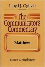 Communicator's Commentary: Old Testament Vol. 1 (1982, Hardcover)