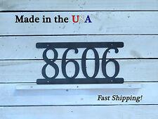 Door Number Plaque, Address Sign, House Number, HN1084