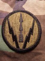 Army Abzeichen Air Defense Artillery School gebr. für die BDU Uniform