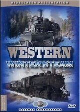 Western Winter Steam Train Video DVD Heber Valley D&SNG