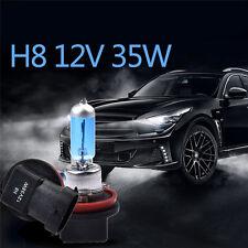 2 x H8 6000K Super Helle 12 V 35 Watt XENON HALOGEN Scheinwerfer Glühbirne Lampe