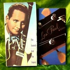 Jazz 4 CD Box Set: Les Paul - The Legend & Legacy of - Capitol C2 9191654