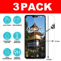 For Xiaomi Mi 8 Lite Tempered Glass Screen Protector - CRYSTAL CLEAR