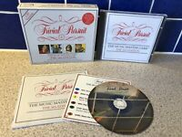 1992 Vintage TRIVIAL PURSUIT 60s EDITION CD EDITION Music Master Game