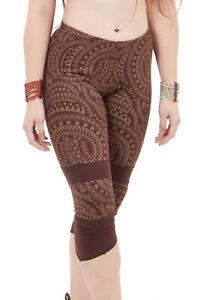 Pixie Leggings, Hippy Festival Leggings, Psy Trance Clothing, Tribal Leggings