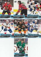 2016-17 UPPER DECK YOUNG GUNS lot of 7 DIFFERENTS CARDS     LOT 47    a