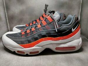 Nike Air Max 95 Baltimore Away Maryland Crab Shoes Mens Size 13 CD7792-001