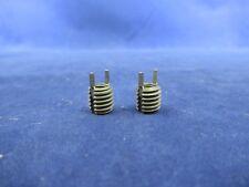 Jergens NEW Key Lock Thread Inserts M8x1.25 OD & M5x0.80 ID LOT OF 2!