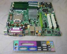 ACER PC 915m08-g-8ks-ex1 Presa 775 Scheda Madre con I / O PIASTRA - 512 MB di RAM e CPU