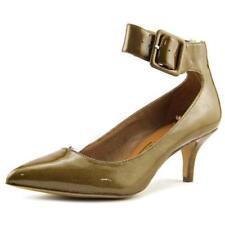 Zapatos de tacón de mujer de tacón medio (2,5-7,5 cm) de charol talla 38