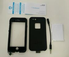 LifeProof fre iPhone 6 Black Shockproof Waterproof Fingerprint