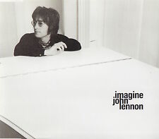 JOHN LENNON & THE PLASTIC ONO BAND - IMAGINE / GIVE PEACE A CHANCE - CD SINGLE