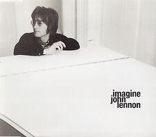 JOHN LENNON & THE PLASTIC ONO BAND - IMAGINE / GIVE PEACE A CHANCE - CD SINGLE