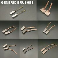 Generic Replacement Carbon Brushes for Electric Car Motor applications