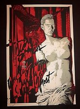 TWIN PEAKS Limited Ed Art Print DAVID LYNCH Matt Ryan Tobin Mondo artist x/50