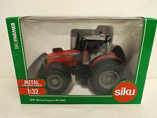 SIKU ferme 3270 MASSEY FERGUSON MF 8680 Tracteur MIB (bs1001)