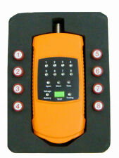 8 Way Coaxial Cable Mapper / Tracker / Tester - Revez CM8 - For Sky, Freesat, TV
