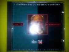 TCHAIKOVSKY - I GRANDI DELLA MUSICA CLASSICA VOL. I. CD.
