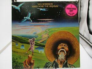 Van Morrison Hard Nose The Highway 1973 BS 2712 Promo NM Ultrasonically Clean