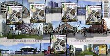 Mooi Nederland 2011,7e serie; Compl;Van Almere tot Enschede Postfris