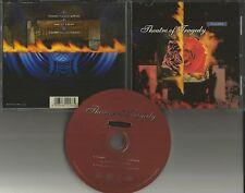THEATRE OF TRAGEDY Cassandra w/ 2 RARE EDITS Europe CD single 1998 USA seller