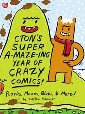 B006QS5QKY CTONs Super A-maze-ing Year of Crazy Comics!: Puzzles, Mazes, Blobs,