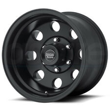"1-New 15"" American Racing AR172 Baja Wheel 15x7 5x114.3/5x4.5 -6 Satin Black Rim"