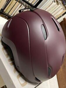 * Giro ratio mips snow helmet matte ox red large