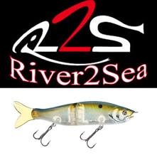 River2Sea S-Waver Swimbait 168 16,5cm  45gr Slow Sinking  I Know It  Bass Luccio