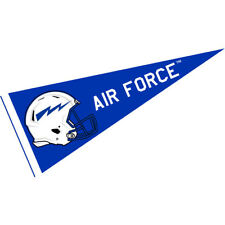 "Air Force Falcons 12"" X 30"" Football Helmet Pennant"