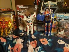 Transformers, Power Rangers And Star Trek Lot!  Boxes Optional!