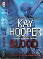 Blood Sins: Bishop/Special Crimes #2 Tessa Undercover, Cult Kay Hooper 25% Off 2