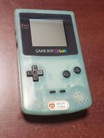 Nintendo Game Boy Color Ice Blue console Gameboy system US seller