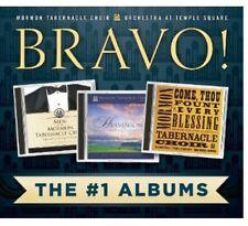 Mormon Tabernacle Choir - Bravo: The #1 Albums [New CD]