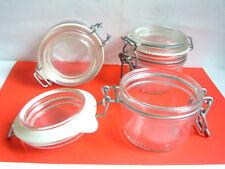 3 Stück 170 ml Glasdosen Bügelgläser Einweckgläser Einmachgläser Weckgläser