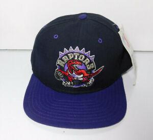 Vintage 1995 TORONTO RAPTORS NBA Original New Era Pro Model NWT Snapback Cap Hat