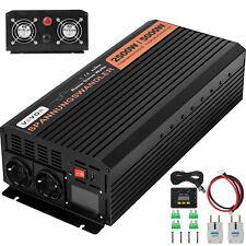 2500W/5000W 24V 230V Onda Sinusoidale Pura Inverter LCD Completamente sicuro