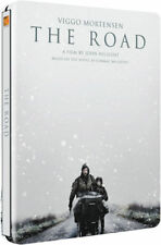 The Road Limited Edition Steelbook Bluray UK Exclusive Region B NEW SEALED