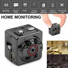 SQ8 Mini Video Camera 1080P HD Night Vision Sensor Body Motion DVR Micro Camera