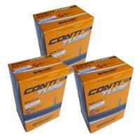 3 x Continental MTB 27.5 Mountain Bike inner tube Presta Valve 650B