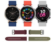 Silicone Band Strap 20mm 22mm For Samsung Galaxy Watch 4 42mm Active 2/3 40/44mm