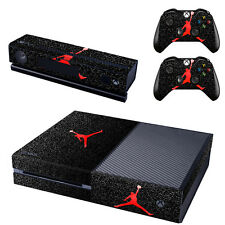 basketball Cover Skin Decals For Xbox ONE Console + 2 Controllers Sticker