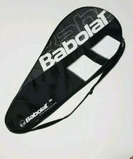 Babolat Tennis Racket Black Carry Case Bag Cover Holds 1 Racket