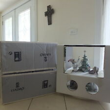 Lladro # 5897 Trimming A Tree Christmas New In Box Mint Condition Fast Shipping!
