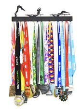 """Swimming Medal & Ribbon Display Hanger & Organizer Rack Metal Laser Cut 14"""" x 4"""""""