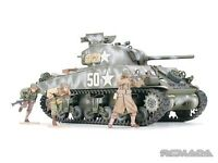 Tamiya 35250 1/35 M4A3 Sherman 75mm Gun Late Production (Frontline Breakthrough)