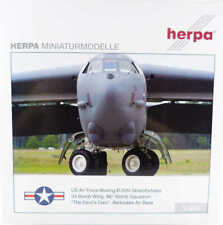 "Boeing B-52H Stratofortress ""The Devil's Own"" Herpa 554619 1:200 [AS]"