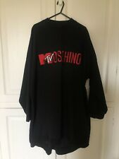 H&M Moschino Jumper Dress Uk Small BNWOT