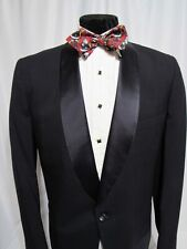 Anderson Little Co. TUX SB One button Shawl Black Tuxedo Dinner Jacket 42L